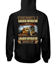 Grader Operator Awesome Hooded Sweatshirt thumbnail