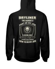 Special Shirt - Dryliners Hooded Sweatshirt thumbnail
