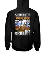Special Shirt - Crane Operators Hooded Sweatshirt thumbnail