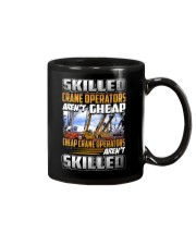 Special Shirt - Crane Operators Mug thumbnail