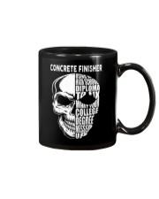 Concrete Finisher Mug thumbnail