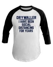 Drywaller Baseball Tee thumbnail