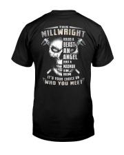 Millwrights Classic T-Shirt back