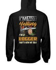 Special Shirt - Logger Hooded Sweatshirt thumbnail