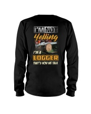 Special Shirt - Logger Long Sleeve Tee thumbnail