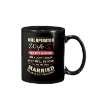 Mill operator Wife  Mug thumbnail