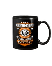 Concrete Mixer Driver Mug thumbnail
