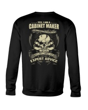 Cabinet Maker Crewneck Sweatshirt thumbnail