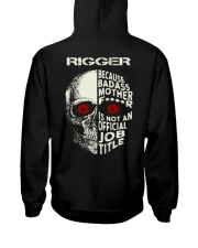 Rigger Hooded Sweatshirt thumbnail