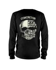 Concretor Long Sleeve Tee thumbnail