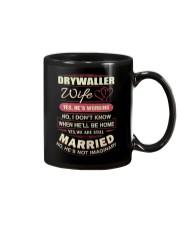 Drywaller Wife  Mug thumbnail