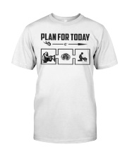 Painters Classic T-Shirt front