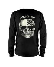 Meat Cutter Long Sleeve Tee thumbnail