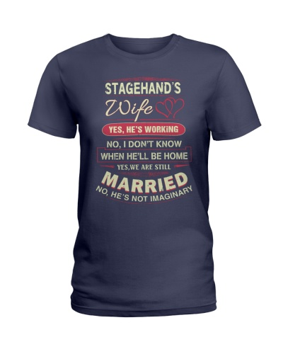 Stagehand's wife Limited Edition