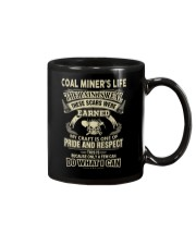Special Shirt - Coal Miner Mug tile