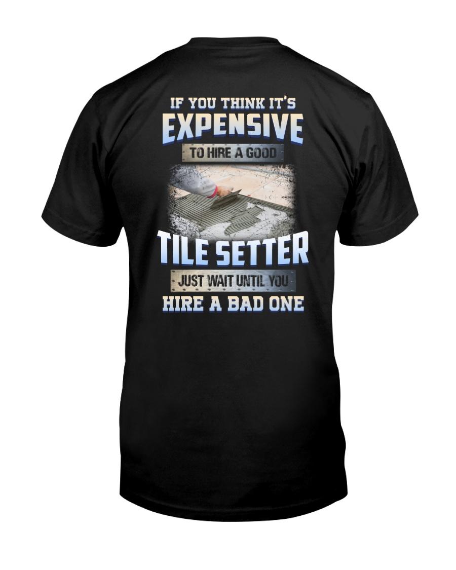 Tile Setter Classic T-Shirt