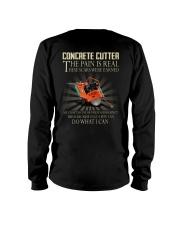 Concrete Cutter Long Sleeve Tee thumbnail