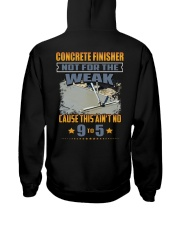 Concrete Finisher Hooded Sweatshirt thumbnail