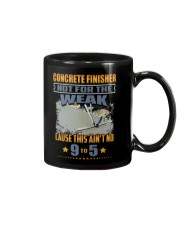 Concrete Finisher Mug thumbnail