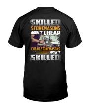 Special Shirt - Stonemasons Classic T-Shirt back