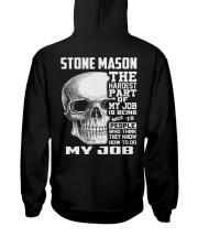 Special Shirt - Stone mason Hooded Sweatshirt thumbnail