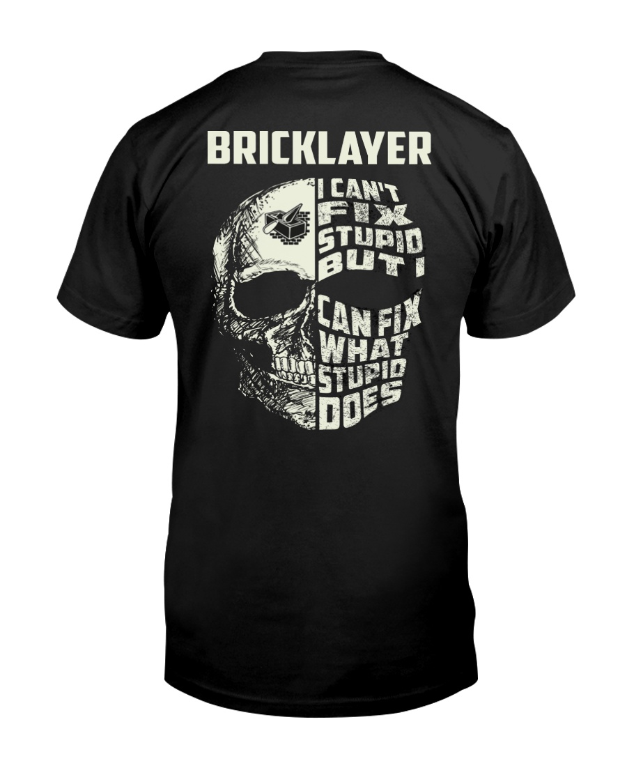 Bricklayer Classic T-Shirt