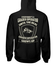 Grader operator Hooded Sweatshirt thumbnail