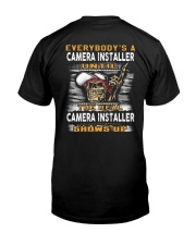 Special Shirt - Camera Installer Classic T-Shirt back
