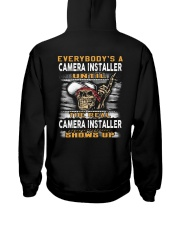 Special Shirt - Camera Installer Hooded Sweatshirt thumbnail