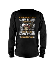 Special Shirt - Camera Installer Long Sleeve Tee thumbnail