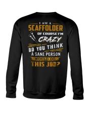 Scaffolders Awesome Crewneck Sweatshirt thumbnail