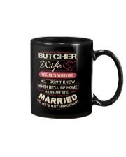Butcher Wife  Mug thumbnail