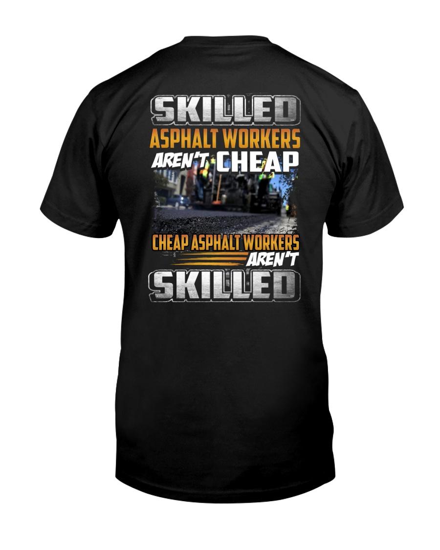 Asphalt Workers Classic T-Shirt