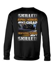 Asphalt Workers Crewneck Sweatshirt thumbnail