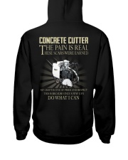 Concrete Cutter Hooded Sweatshirt thumbnail