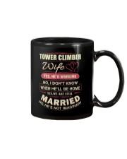 Tower Climber Wife  Mug thumbnail