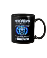 Special Shirt - Press Operator Mug thumbnail