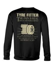 Tyre Fitter Crewneck Sweatshirt thumbnail