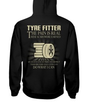 Tyre Fitter Hooded Sweatshirt thumbnail