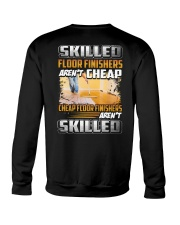 Floor Finishers Crewneck Sweatshirt thumbnail