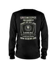 Special Shirt - Greenkeeper Long Sleeve Tee thumbnail