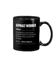 Asphalt Worker Mug thumbnail
