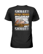 Drywall Finishers Ladies T-Shirt thumbnail