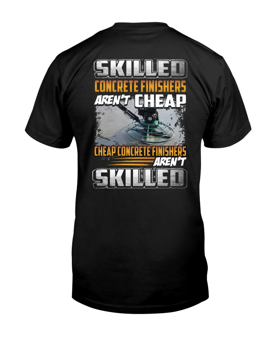 Concrete Finishers Classic T-Shirt