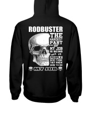 Special Shirt - Rodbusters Hooded Sweatshirt thumbnail