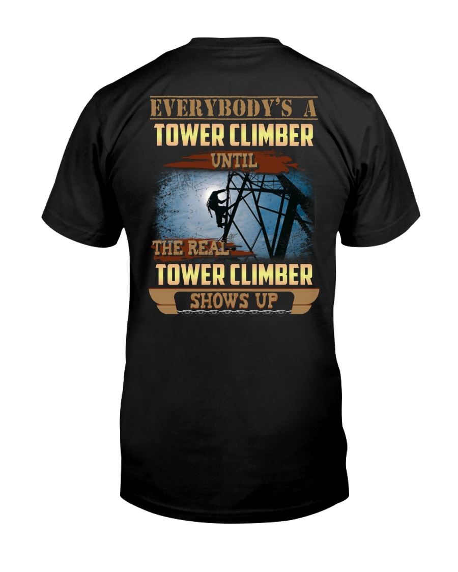 Tower Climber Classic T-Shirt