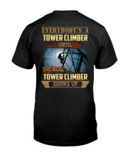 Tower Climber Classic T-Shirt back