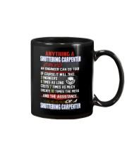 Shuttering Carpenter Mug thumbnail
