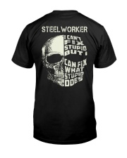 Special Shirt - Steelworker Classic T-Shirt back