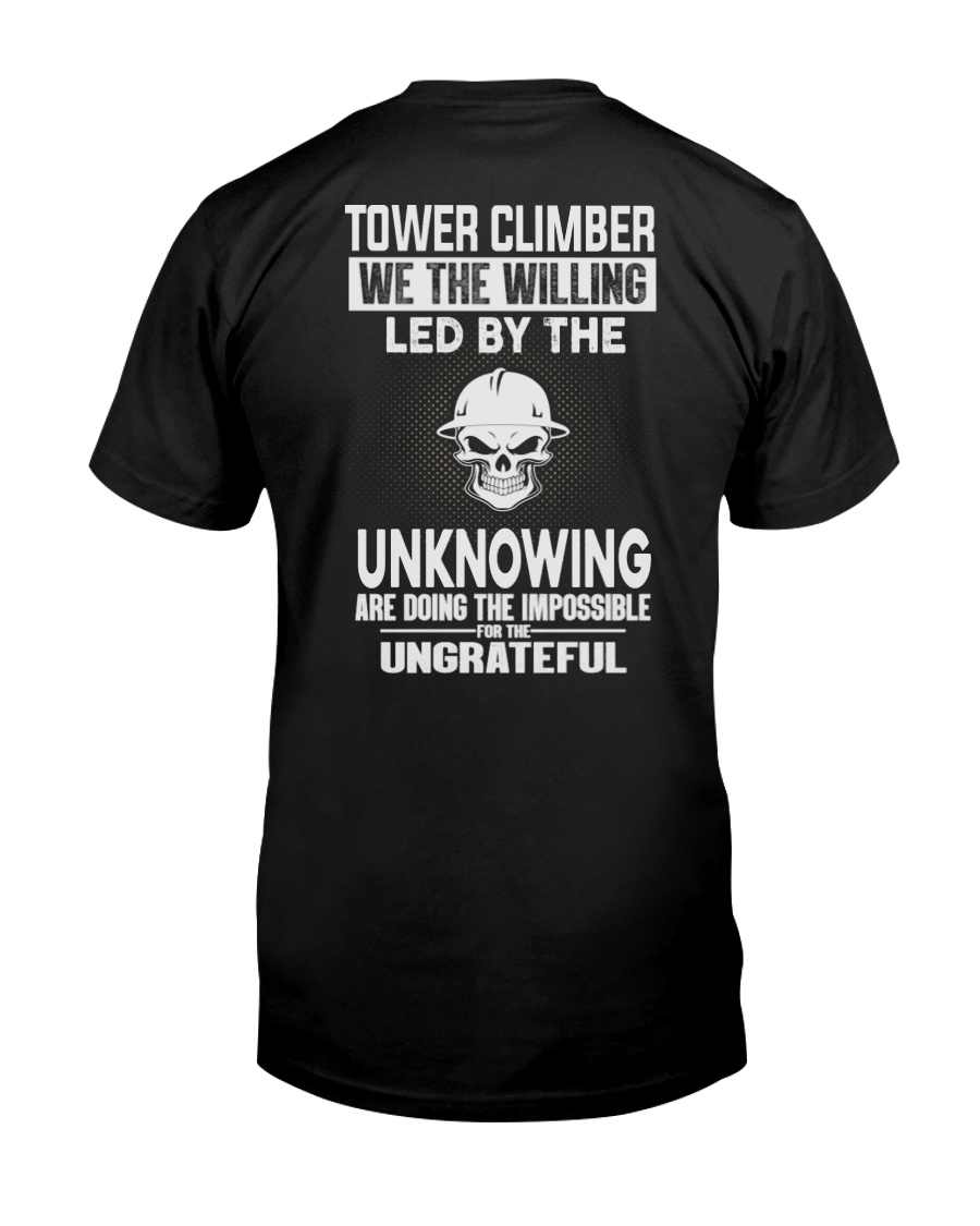Tower Climber Classic T-Shirt